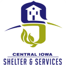 Central Iowa Shelter & Service Logo