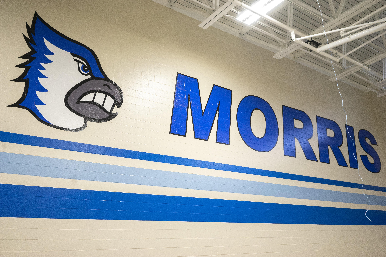 Morris Elementary - Bondurant, Iowa - School Painter - JC Toland